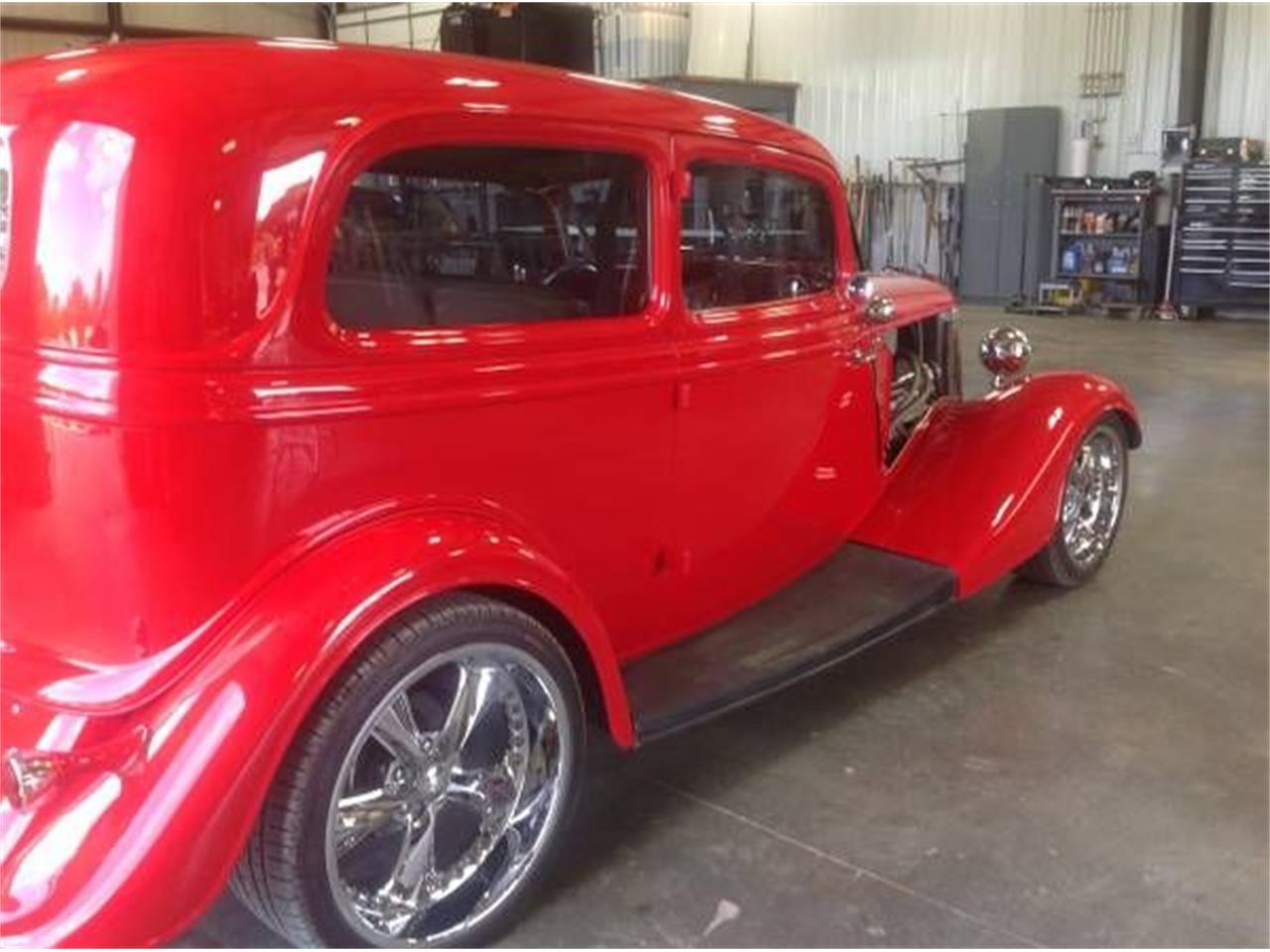 1933 Ford Sedan (CC-1339100) for sale in Cadillac, Michigan