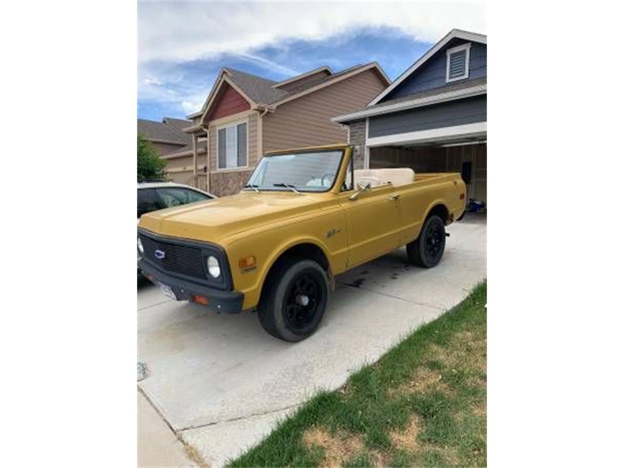1972 Chevrolet Blazer (CC-1339101) for sale in Cadillac, Michigan