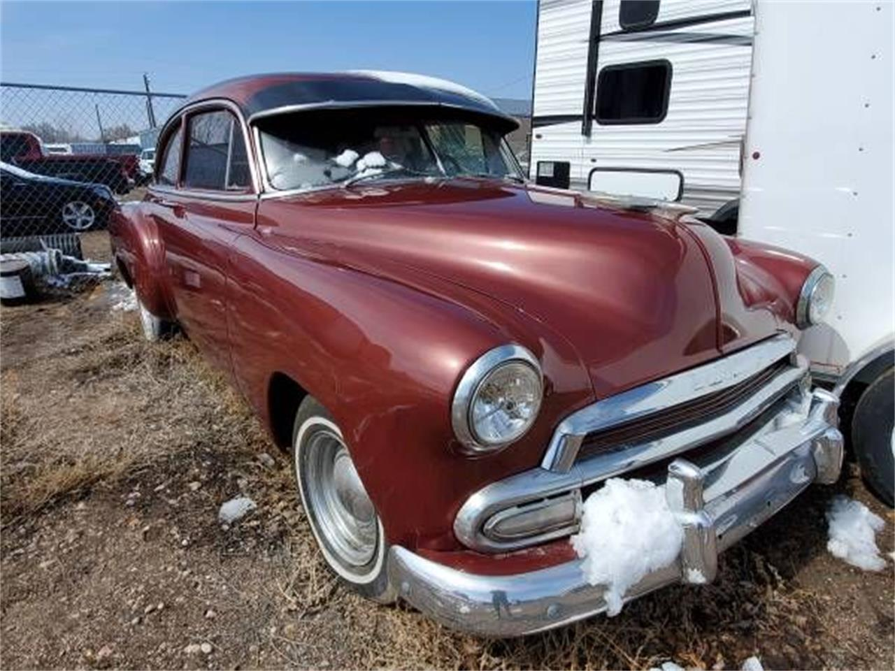 1951 Chevrolet Coupe (CC-1339103) for sale in Cadillac, Michigan