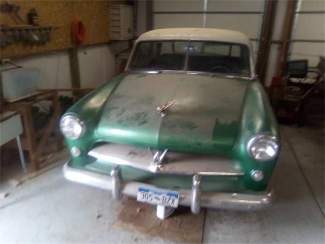 1953 Willys Sedan (CC-1339110) for sale in Cadillac, Michigan