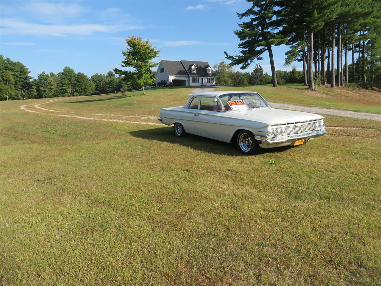 1961 Chevrolet Biscayne (CC-1339130) for sale in Morrisonville, New York