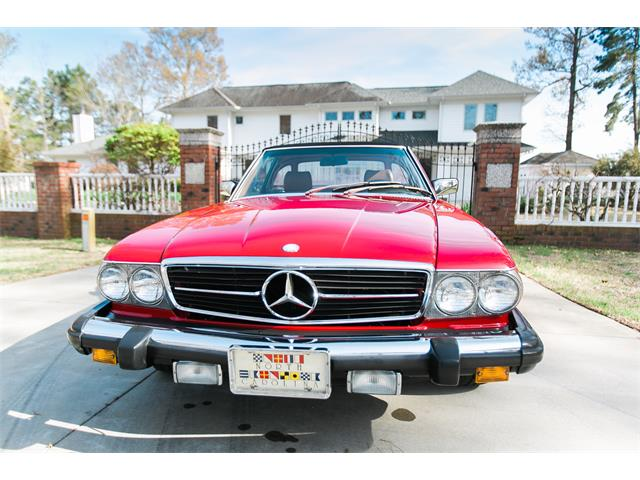 1983 Mercedes-Benz 380SL (CC-1339158) for sale in Edenton, North Carolina