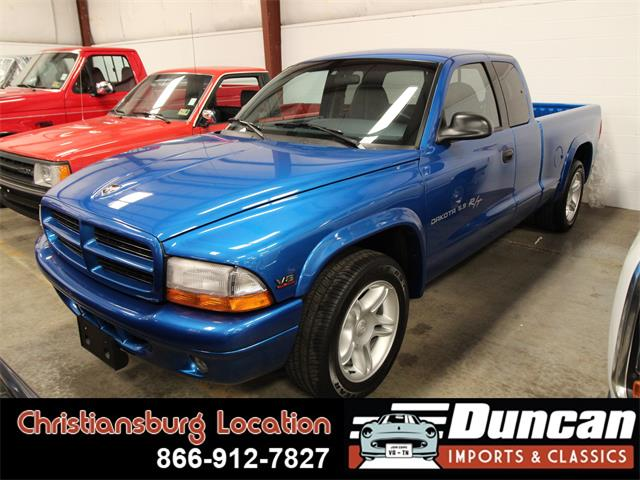 1998 Dodge Dakota (CC-1339187) for sale in Christiansburg, Virginia