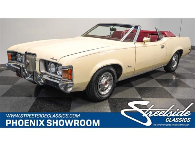 1972 Mercury Cougar (CC-1339197) for sale in Mesa, Arizona