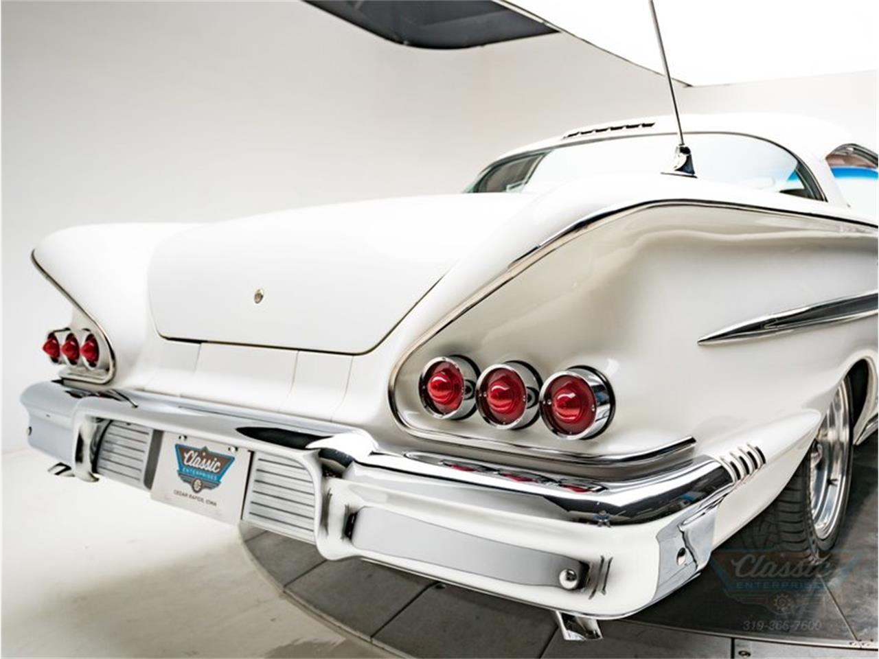 1958 Chevrolet Impala (CC-1339217) for sale in Cedar Rapids, Iowa