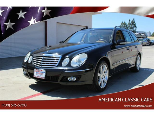 2008 Mercedes-Benz E-Class (CC-1339222) for sale in La Verne, California