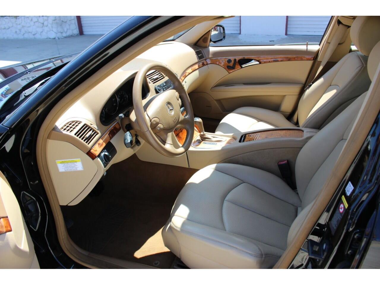 2008 Mercedes-Benz E-Class (CC-1339222) for sale in La Verne, California