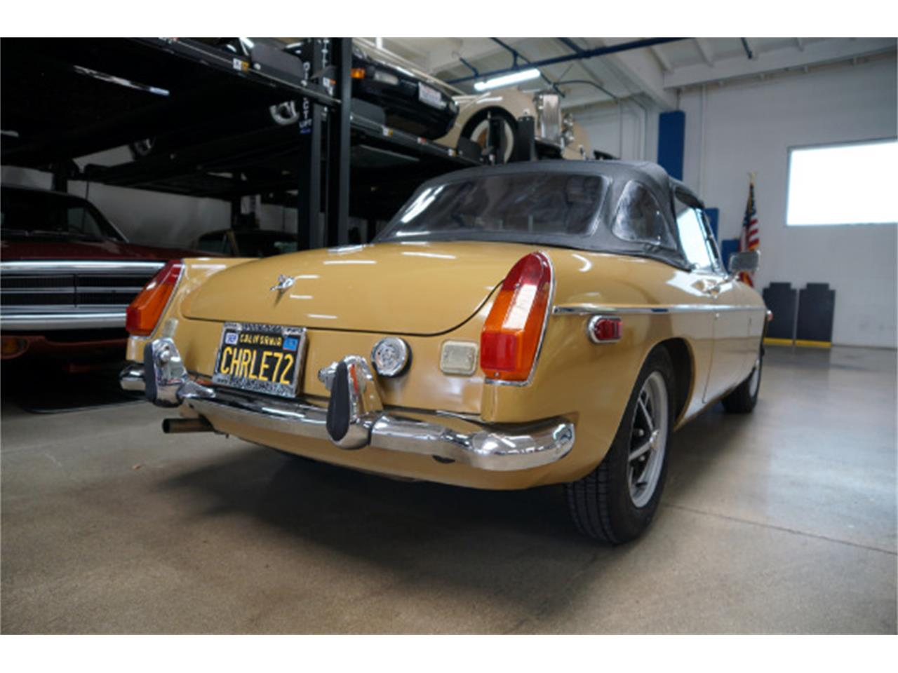 1972 MG MGB (CC-1339247) for sale in Torrance, California