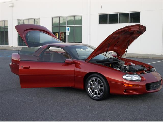 2002 Chevrolet Camaro Z28 (CC-1330931) for sale in Greenville, South Carolina