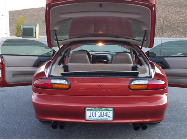 2002 Chevrolet Camaro Z28
