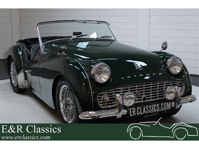 1960 Triumph TR3A (CC-1339315) for sale in Waalwijk, Noord Brabant