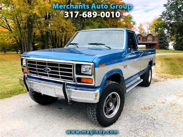 1985 Ford F250 (CC-1339343) for sale in Cicero, Indiana