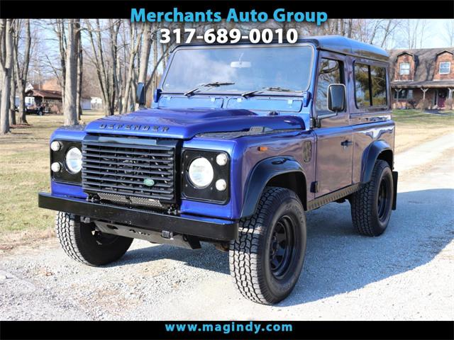 1990 Land Rover Defender (CC-1339355) for sale in Cicero, Indiana