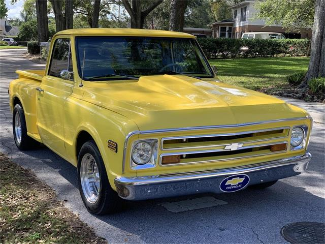 1968 Chevrolet C10 (CC-1339365) for sale in Tampa, Florida