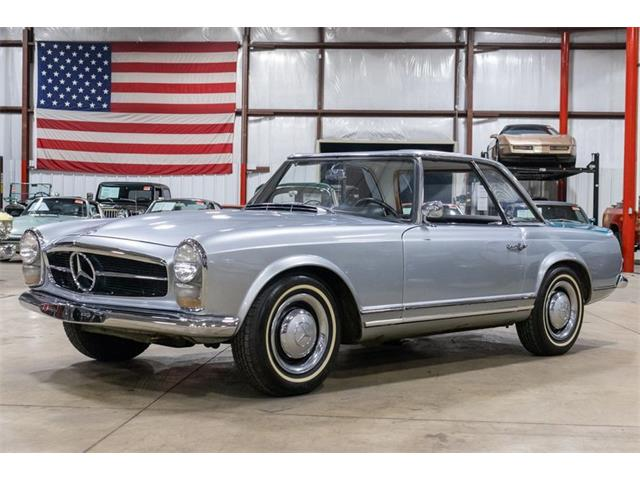 1964 Mercedes-Benz 230SL (CC-1339373) for sale in Kentwood, Michigan