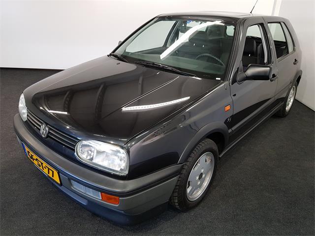 1993 Volkswagen Golf (CC-1330939) for sale in Waalwijk, Noord-Brabant
