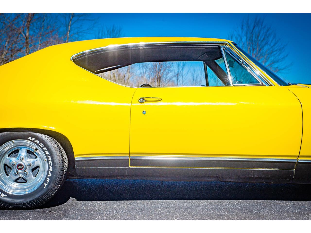 1968 Chevrolet Chevelle (CC-1339395) for sale in O'Fallon, Illinois