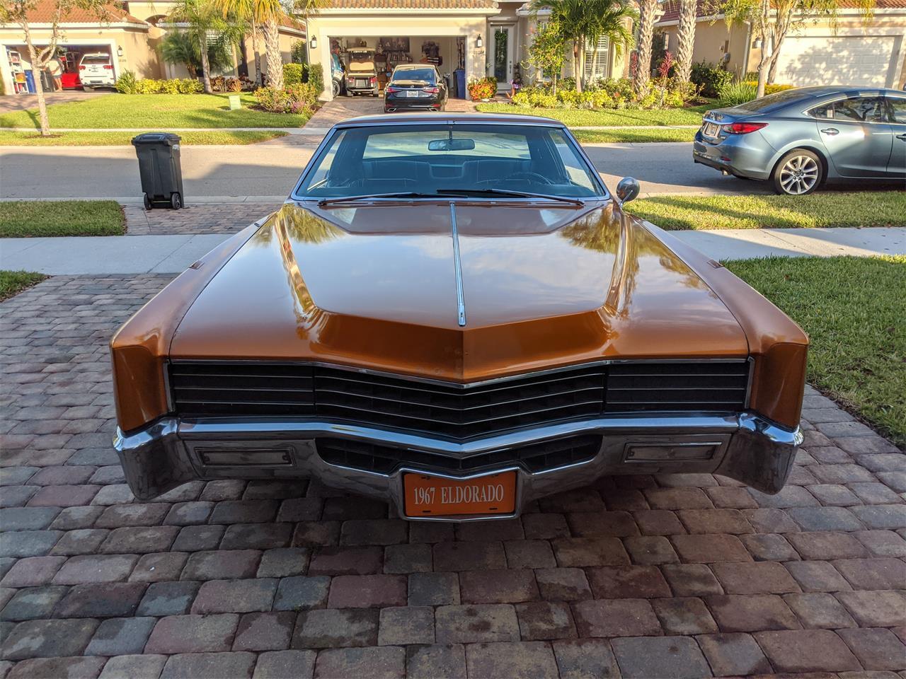 1967 Cadillac Eldorado (CC-1330940) for sale in bonita springs, Florida