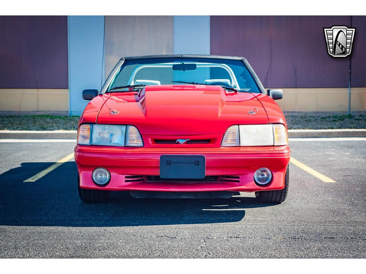 1991 Ford Mustang (CC-1339400) for sale in O'Fallon, Illinois