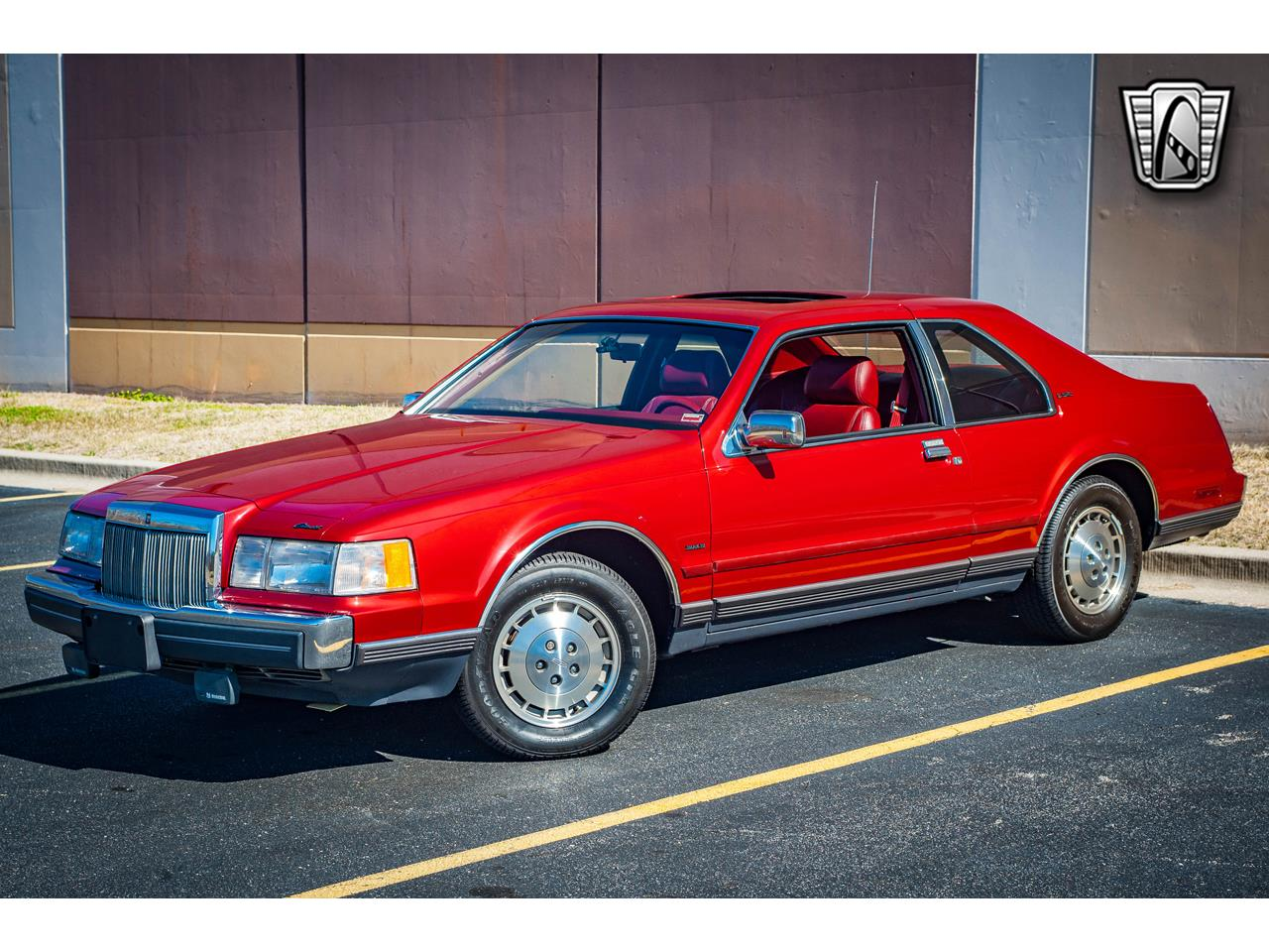 1985 Lincoln Continental (CC-1339402) for sale in O'Fallon, Illinois