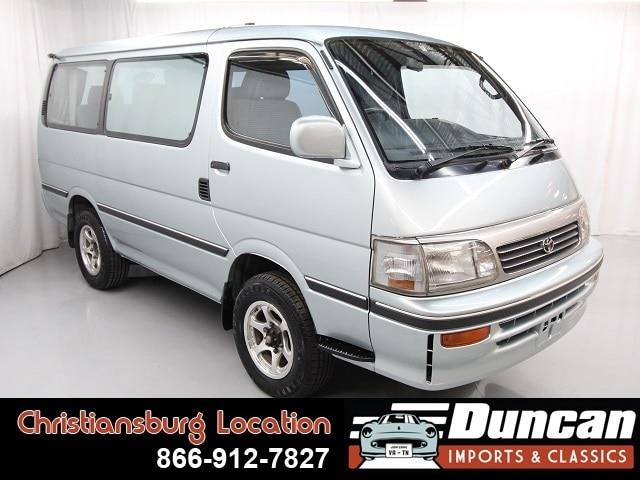 1994 Toyota Hiace (CC-1339403) for sale in Christiansburg, Virginia