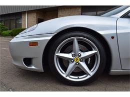 2002 Ferrari 360 (CC-1339422) for sale in Wallingford, Connecticut