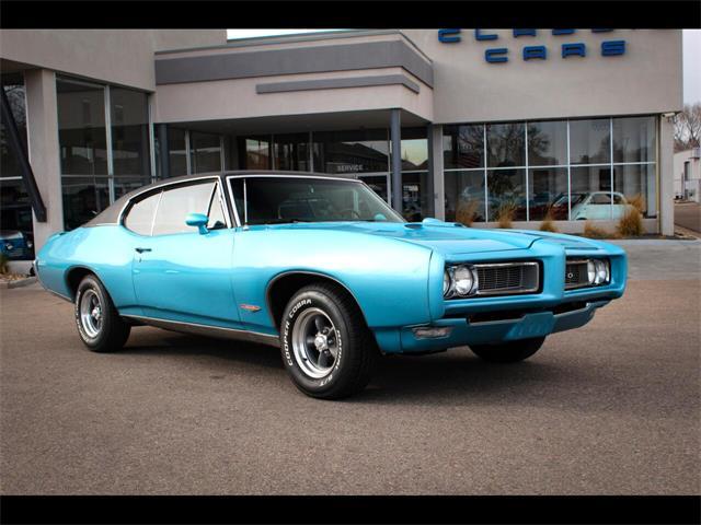 1968 Pontiac GTO (CC-1339460) for sale in Greeley, Colorado