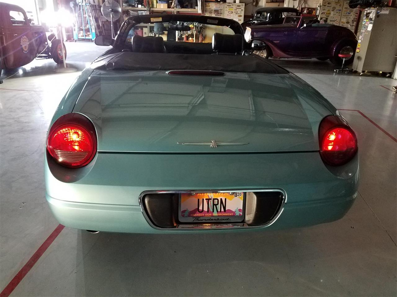 2002 Ford Thunderbird (CC-1339470) for sale in Tempe, Arizona