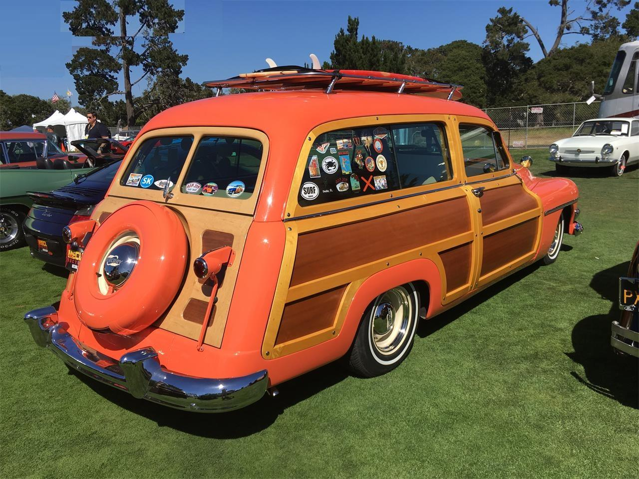 1951 Mercury Woody Wagon (CC-1339491) for sale in Palm Desert, California