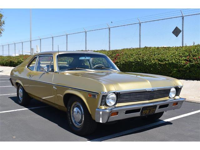 1969 Chevrolet Nova (CC-1339500) for sale in Costa Mesa, California