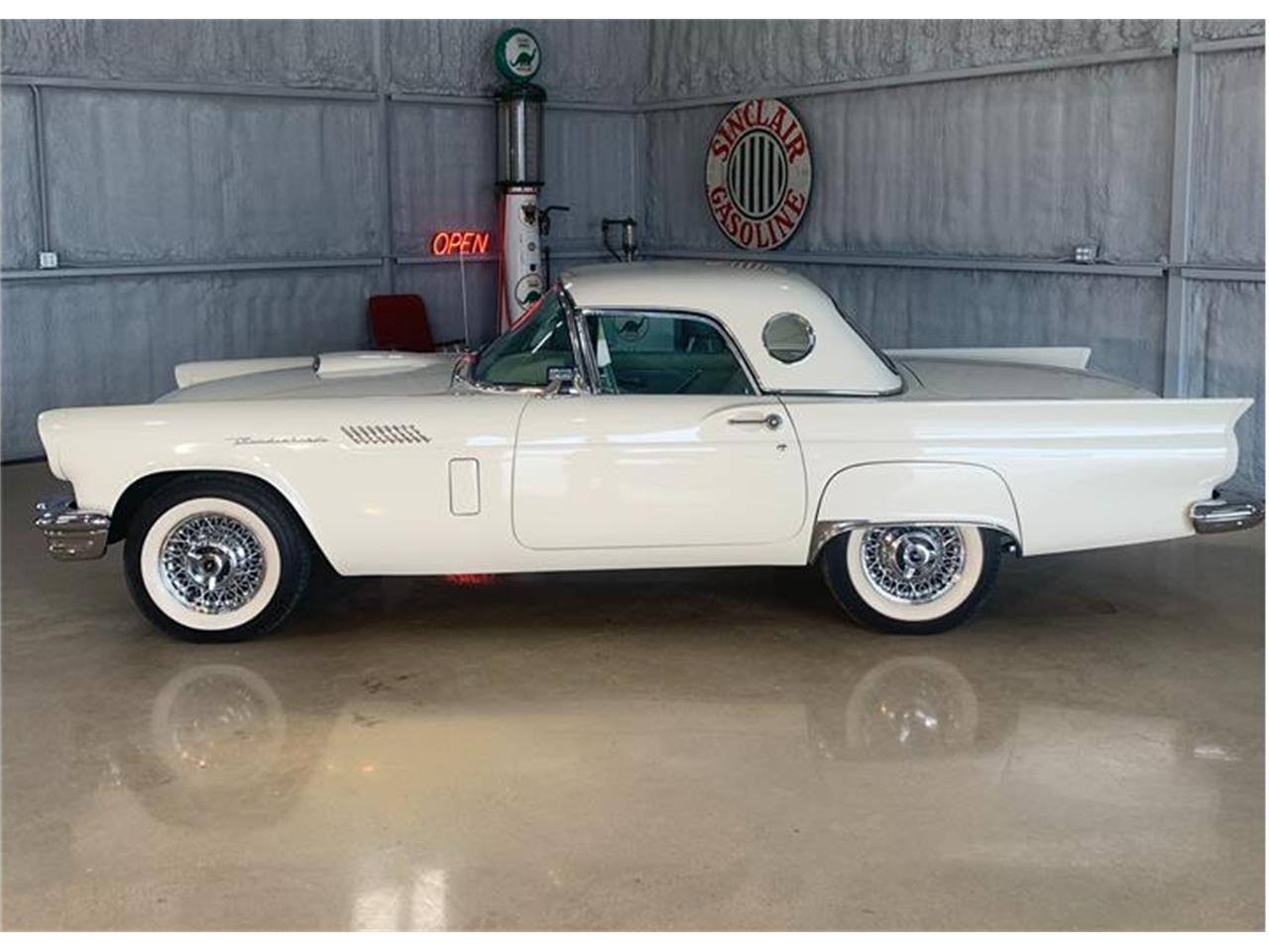 1957 Ford Thunderbird (CC-1339509) for sale in Liberty Hill, Texas