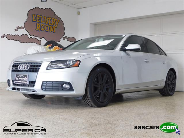 2012 Audi A4 (CC-1339530) for sale in Hamburg, New York