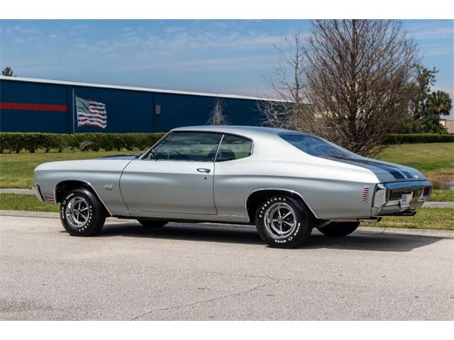 1970 Chevrolet Chevelle (CC-1339549) for sale in West Pittston, Pennsylvania