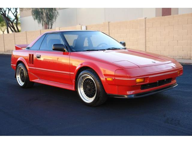 1986 Toyota MR2 (CC-1339605) for sale in Phoenix, Arizona