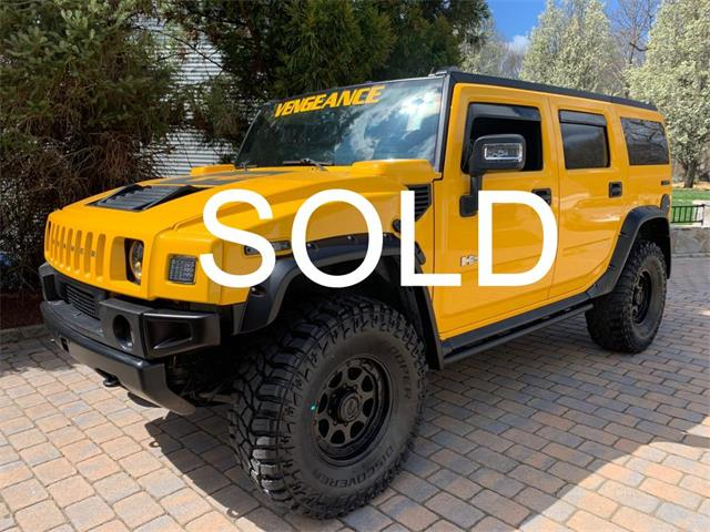 2006 Hummer H2 (CC-1339608) for sale in Milford City, Connecticut