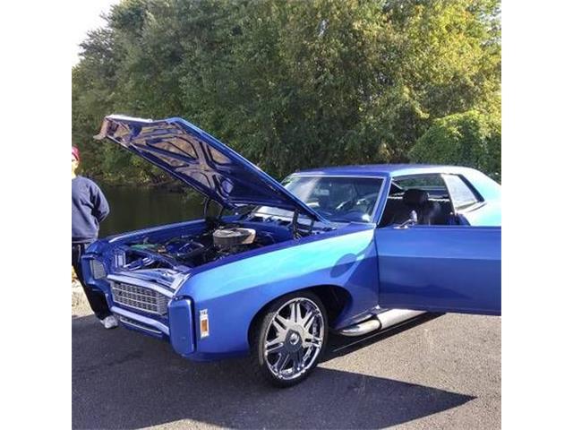 1969 Chevrolet Impala (CC-1339614) for sale in Cadillac, Michigan