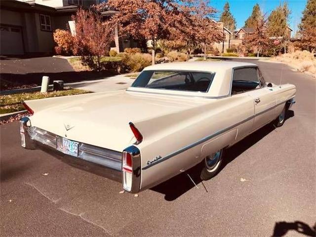 1963 Cadillac Coupe DeVille (CC-1339616) for sale in Cadillac, Michigan
