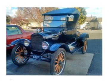 1923 Ford Model T (CC-1339618) for sale in Cadillac, Michigan