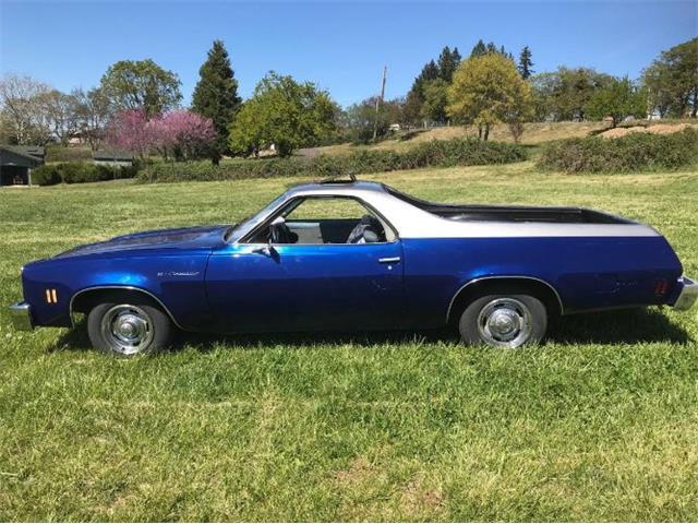 1976 Chevrolet El Camino (CC-1339629) for sale in Cadillac, Michigan