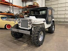 1953 Jeep CJ (CC-1339632) for sale in Cadillac, Michigan