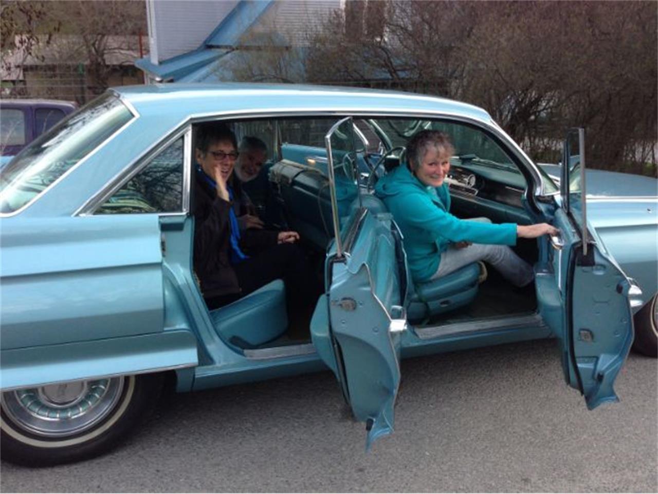 1962 Cadillac Series 62 (CC-1339633) for sale in Cadillac, Michigan