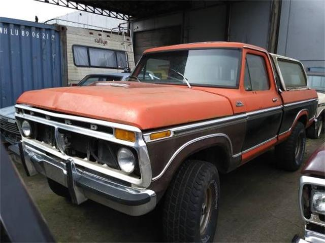 1978 Ford F150 (CC-1339636) for sale in Cadillac, Michigan