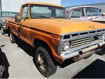 1975 Ford F250 (CC-1339638) for sale in Cadillac, Michigan