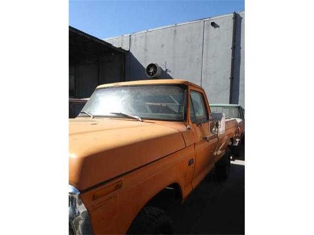 1975 Ford F250 (CC-1339638) for sale in Cadillac, Michigan