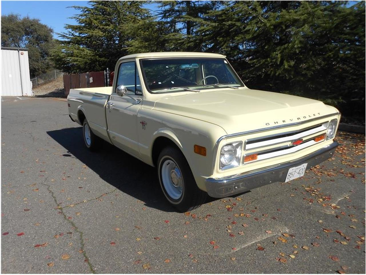 1968 Chevrolet C10 (CC-1339667) for sale in Roseville, California