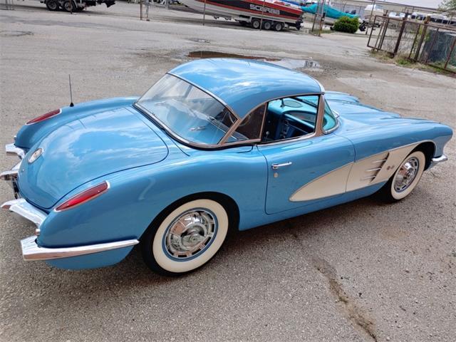 1960 Chevrolet Corvette (CC-1339669) for sale in N. Kansas City, Missouri