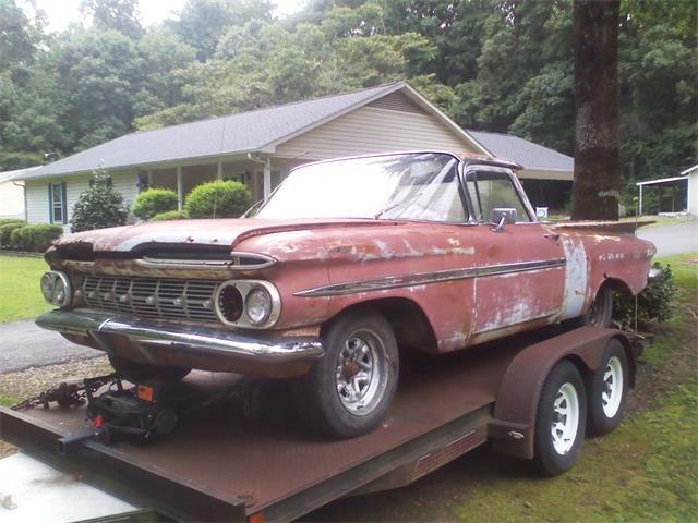 1959 Chevrolet El Camino (CC-1330967) for sale in Butner, North Carolina