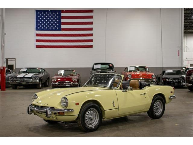 1969 Triumph Spitfire (CC-1339725) for sale in Kentwood, Michigan