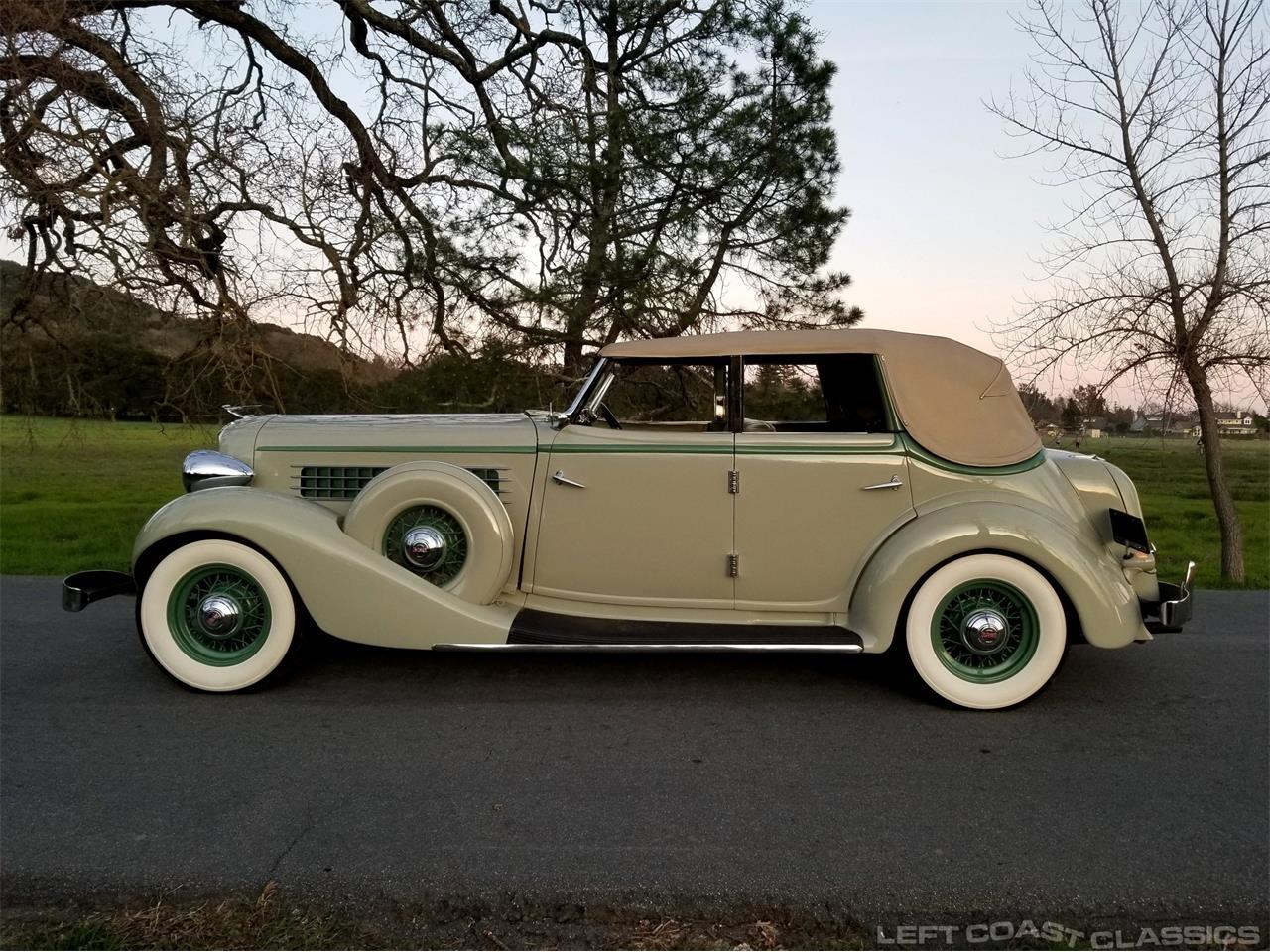 1935 Auburn Phaeton (CC-1330974) for sale in Sonoma, California