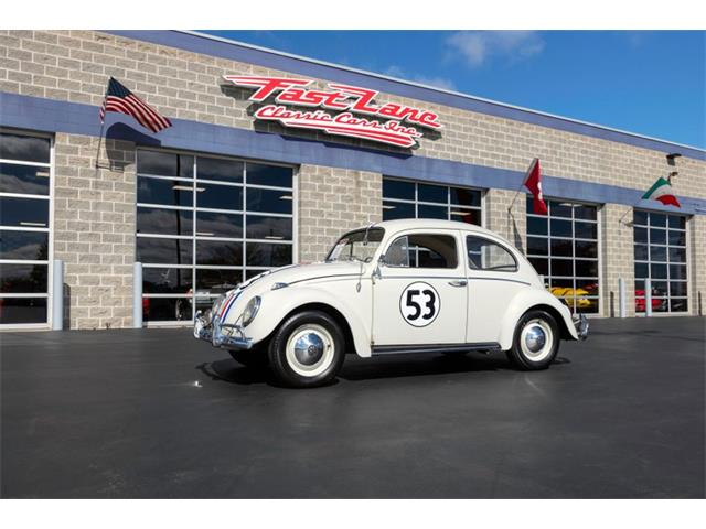 1963 Volkswagen Beetle (CC-1339750) for sale in St. Charles, Missouri